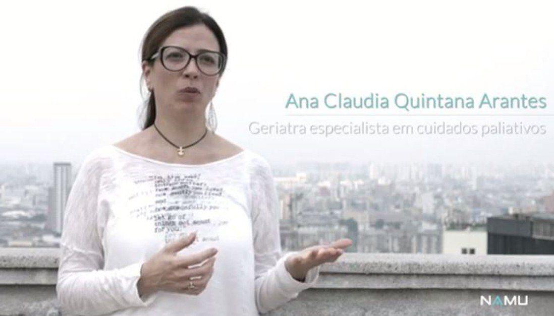 Em Novo Video Ana Claudia Quintana Arantes Fala Sobre A Vida O