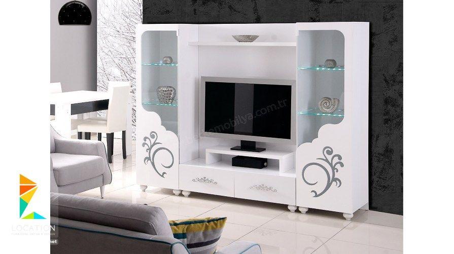 مكتبة التليفزيون أصبحت من قطع الأثاث الأساسية والخاصة بغرفة الجلوس ومنها ما يصلح لغرفة النوم الرئيسية ونستعرض من خلال ال Furniture Jepara Kitchen Appliances
