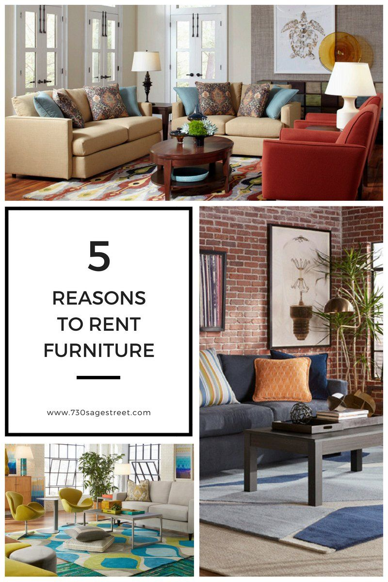 5 Reasons to Consider Renting Furniture – CORT Furniture