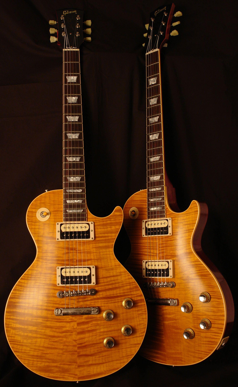 gibson custom shop les paul slash appetite for destruction | gitarren total