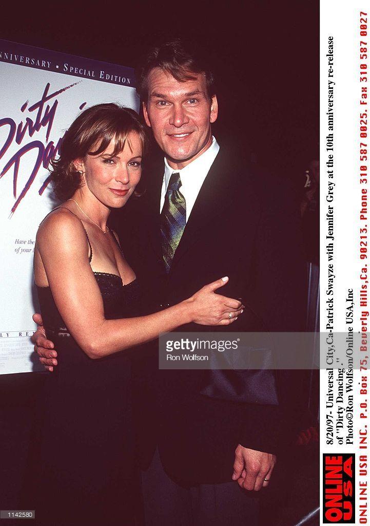 News Photo : 8/20/97- Universal City,Ca-Patrick Swayze ...