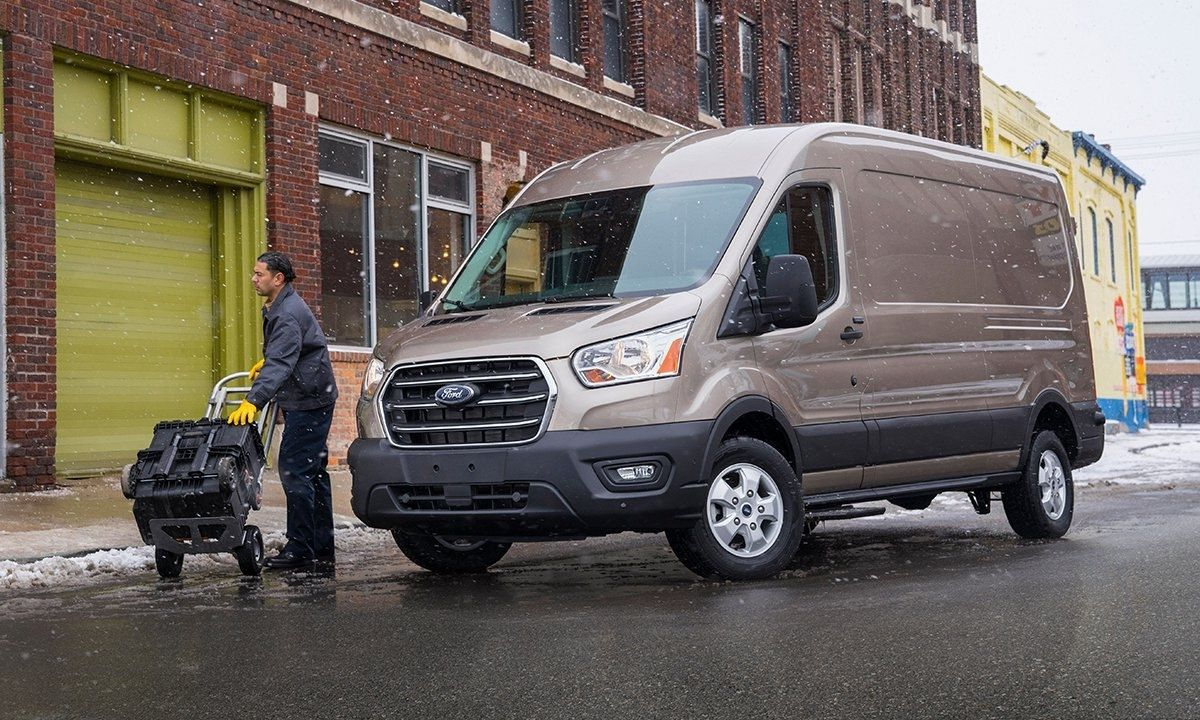 Ford Transit Custom Sport Double Cab In 2020 Transit Custom