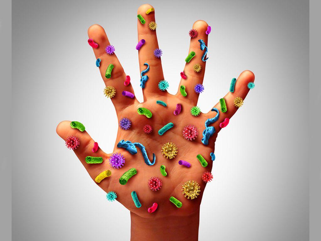Super hygiène et cabinet médical, infections associées aux soins, lavage  UB86