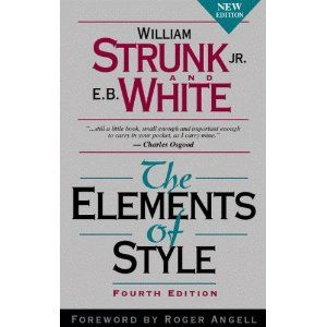 To Improve Your English Style Elements Of Style Better Books