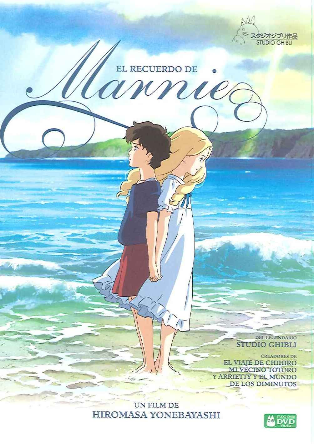 El Recuerdo De Marnie Hiromasa Yonebayashi When Marnie Was There Kids Novels Ghibli Movies