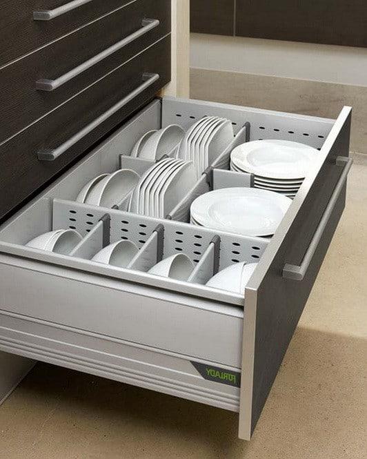 35 Kitchen Drawer Organizing Ideas - DIY Organized Living