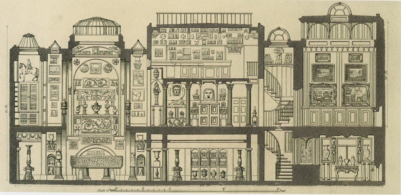 John Soane Architecture Recherche Google 03 Plan