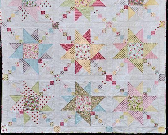 Spring In Hanover Quilt Pattern Quilt Patterns Star