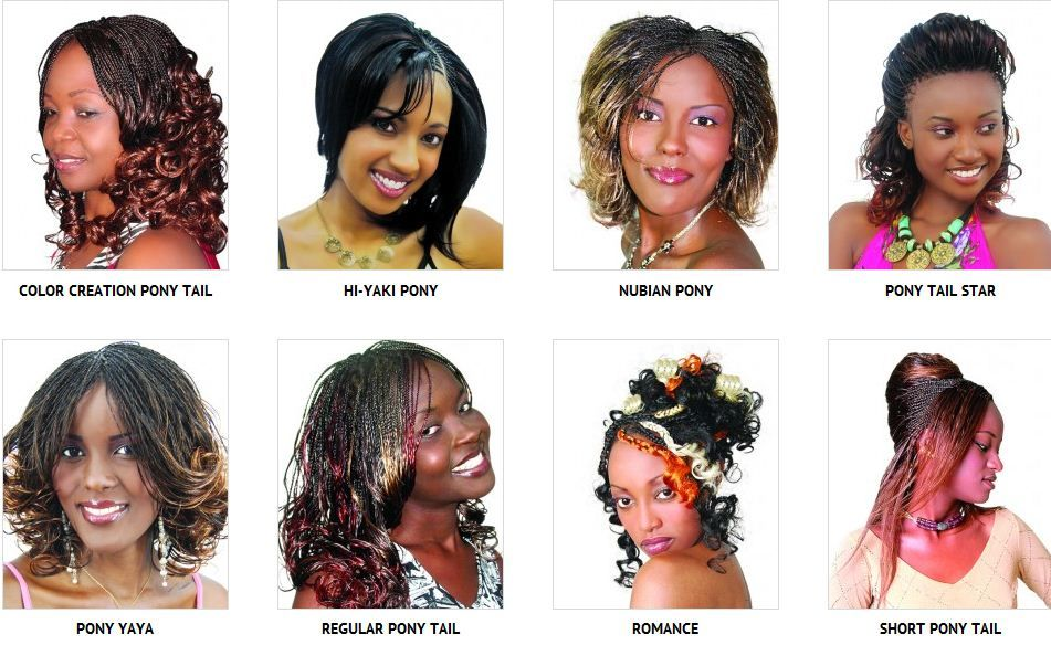 Ponytail braids in Kenya How to style, best for, price and