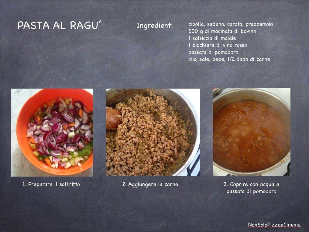 Non solo pizza e cinema: my grandmother ragù recipe!
