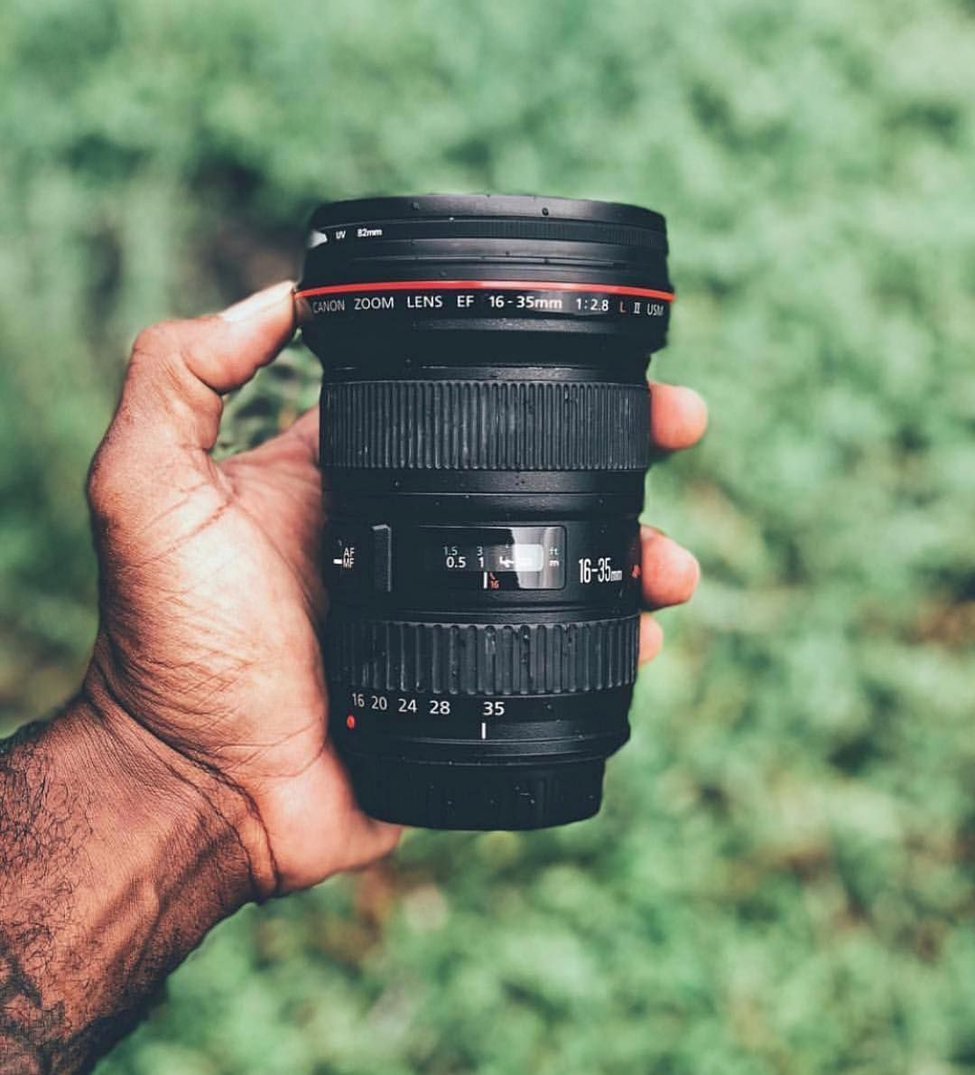 Canonframes On Instagram Awesome Shot Of The Canon 16 35 F 2 8l Lens Photo By Lenscooper We Are Now Selling Camera Top Handles Clic