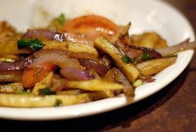The Kremer Family: Saltado de Pollo Recipe
