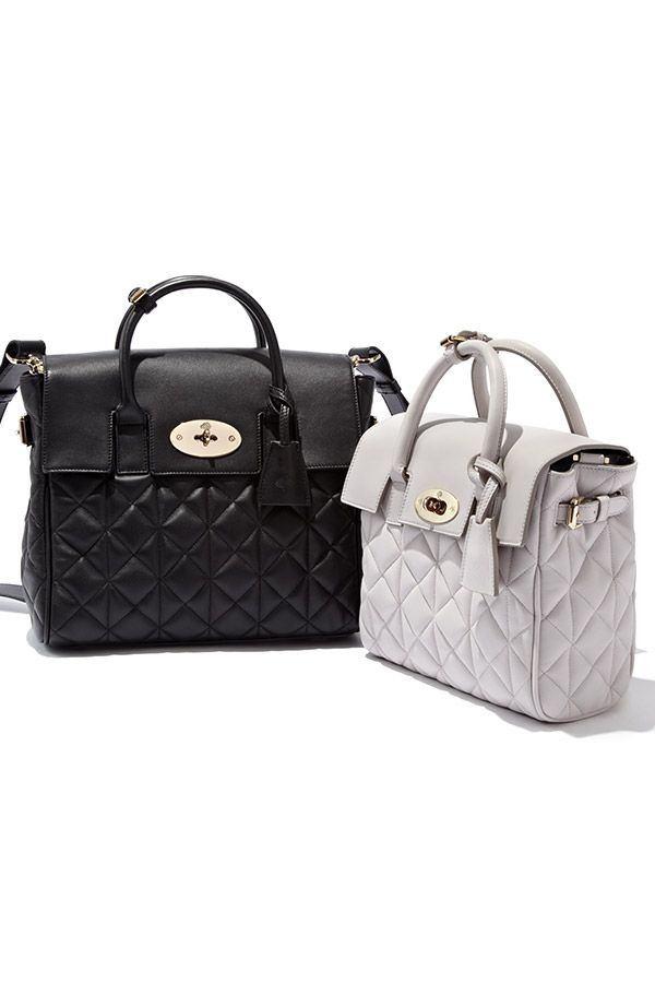 Now At Saks Introducing The Sakclusive Mulberry Handbags Collection Featuring Cara Delevingne Bag Experience Refined Elegance Of This