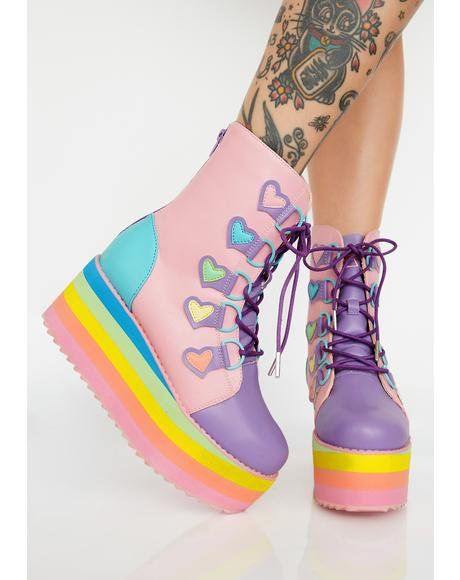 Sweet Evil - Pastel Goth Kawaii Clothing, Shoes, N' Accessories #kawaiiclothes