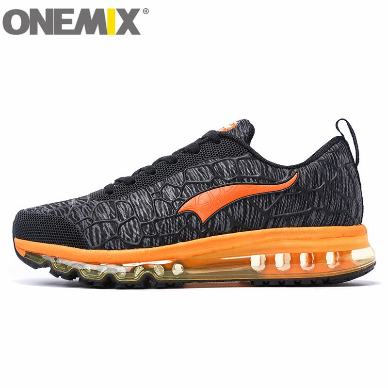 Onemix 2016 Nouveau Hommes air chaussures de course pour femmes marque  respirant maille de marche sneakers