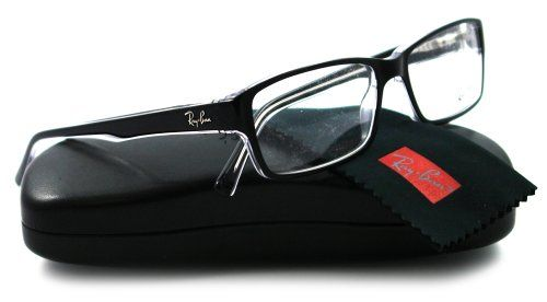 f8c2297422 Ray-Ban Glasses 5169 Black 2034 54mm Ray-Ban http   www.amazon.com ...