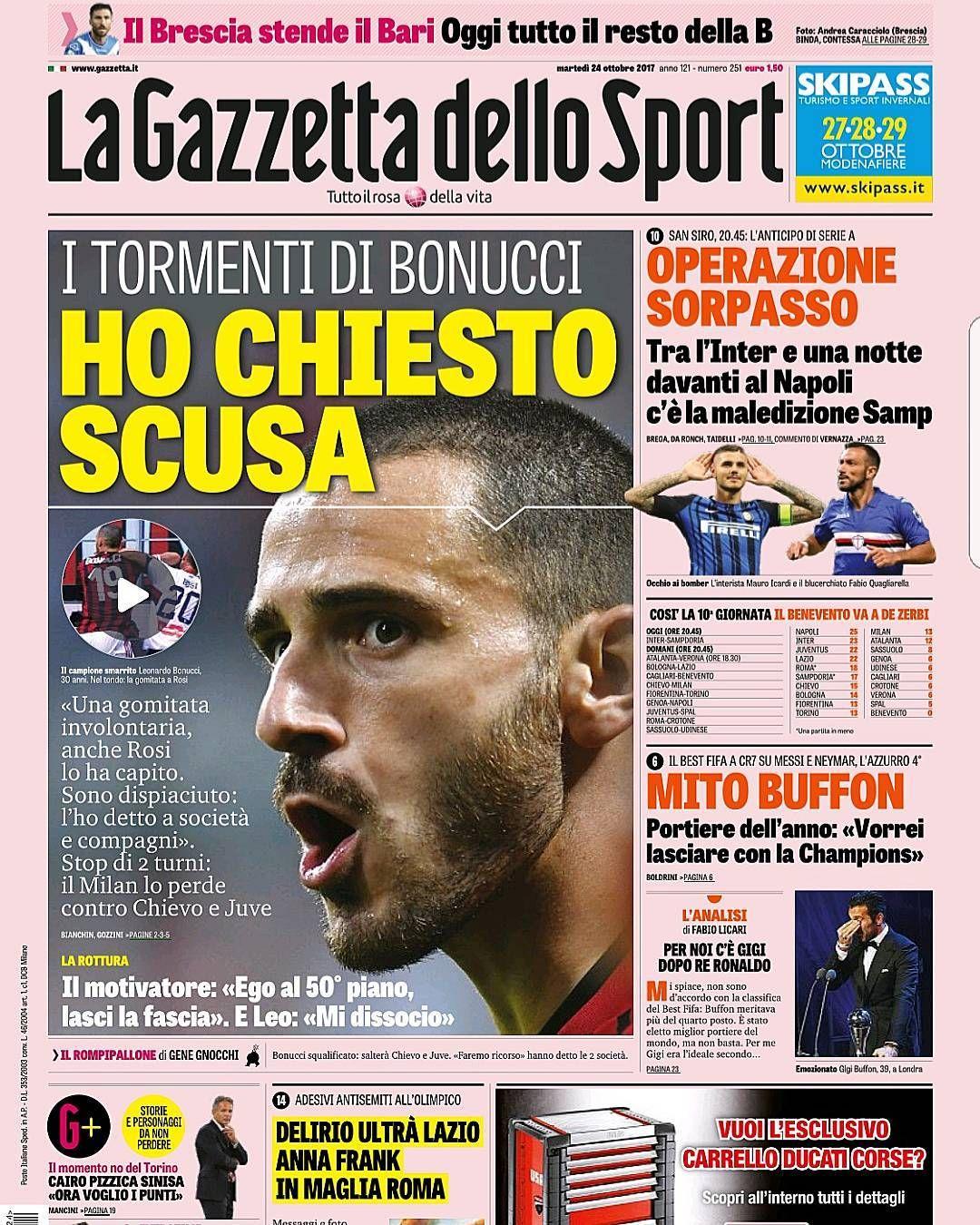 1,041 mentions J'aime, 9 commentaires La Gazzetta dello
