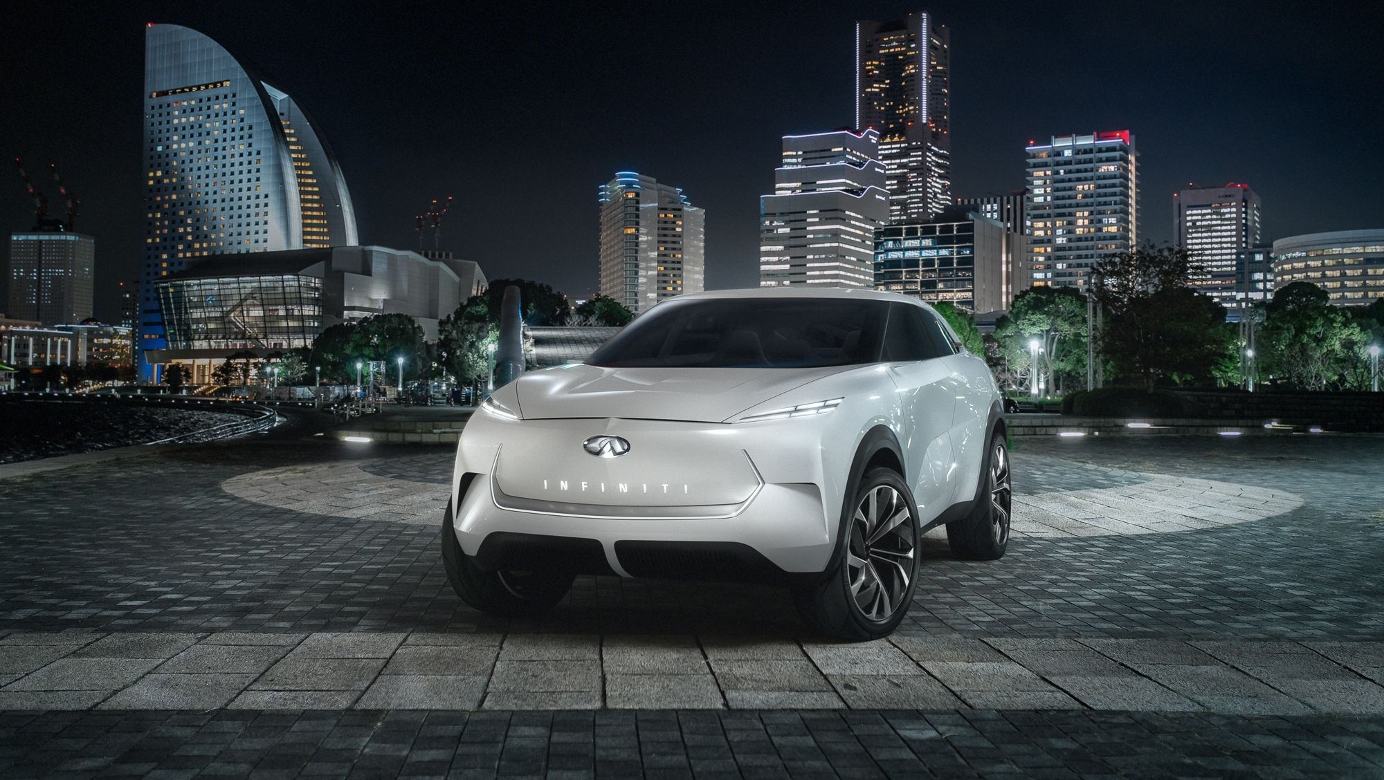 Infiniti Previews Some More Inspiration For The 2019 Detroit Auto