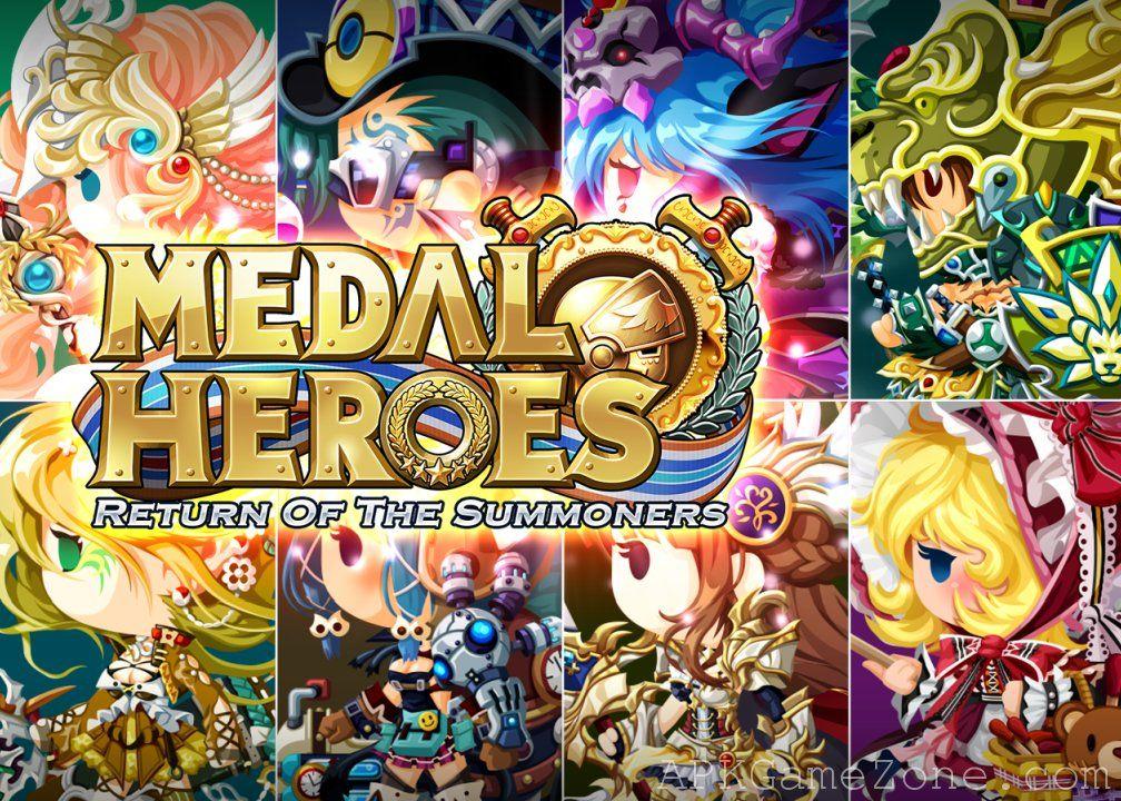 Medal Heroes Return Of The Summoners Mega Mod Download Apk