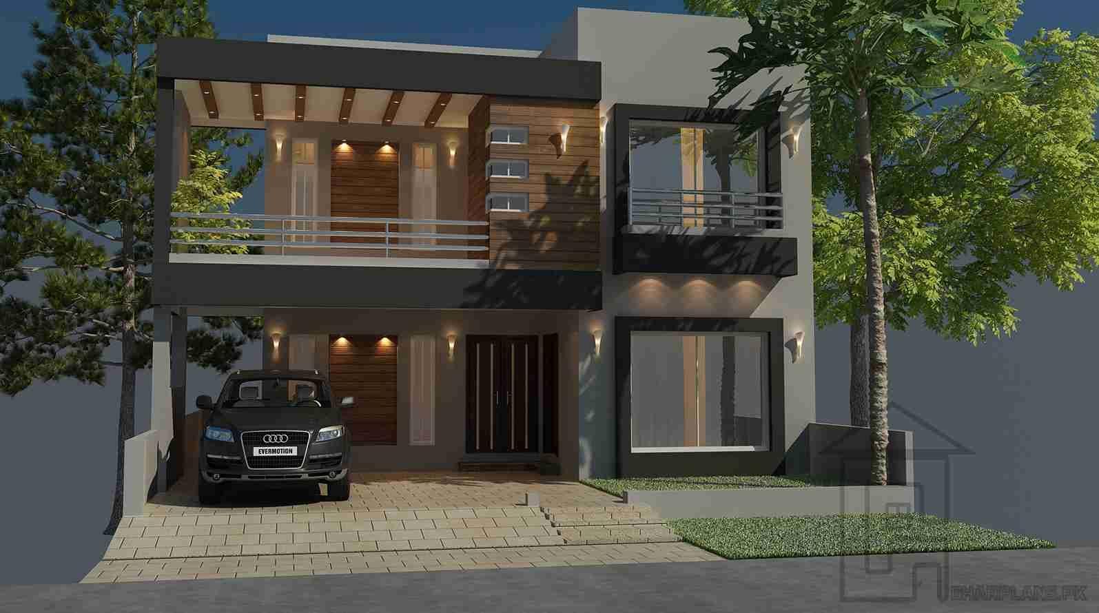 Home Musab Enterprises Pvt Ltd 10 Marla House Plan House Layout Plans House Layouts