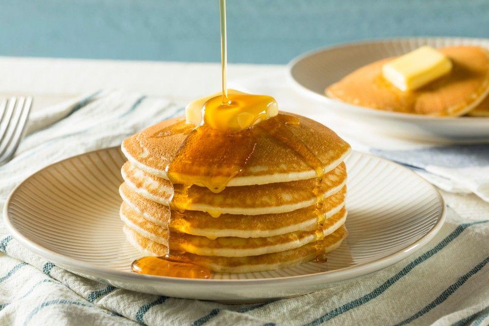 how to make aunt jemima pancakes taste better
