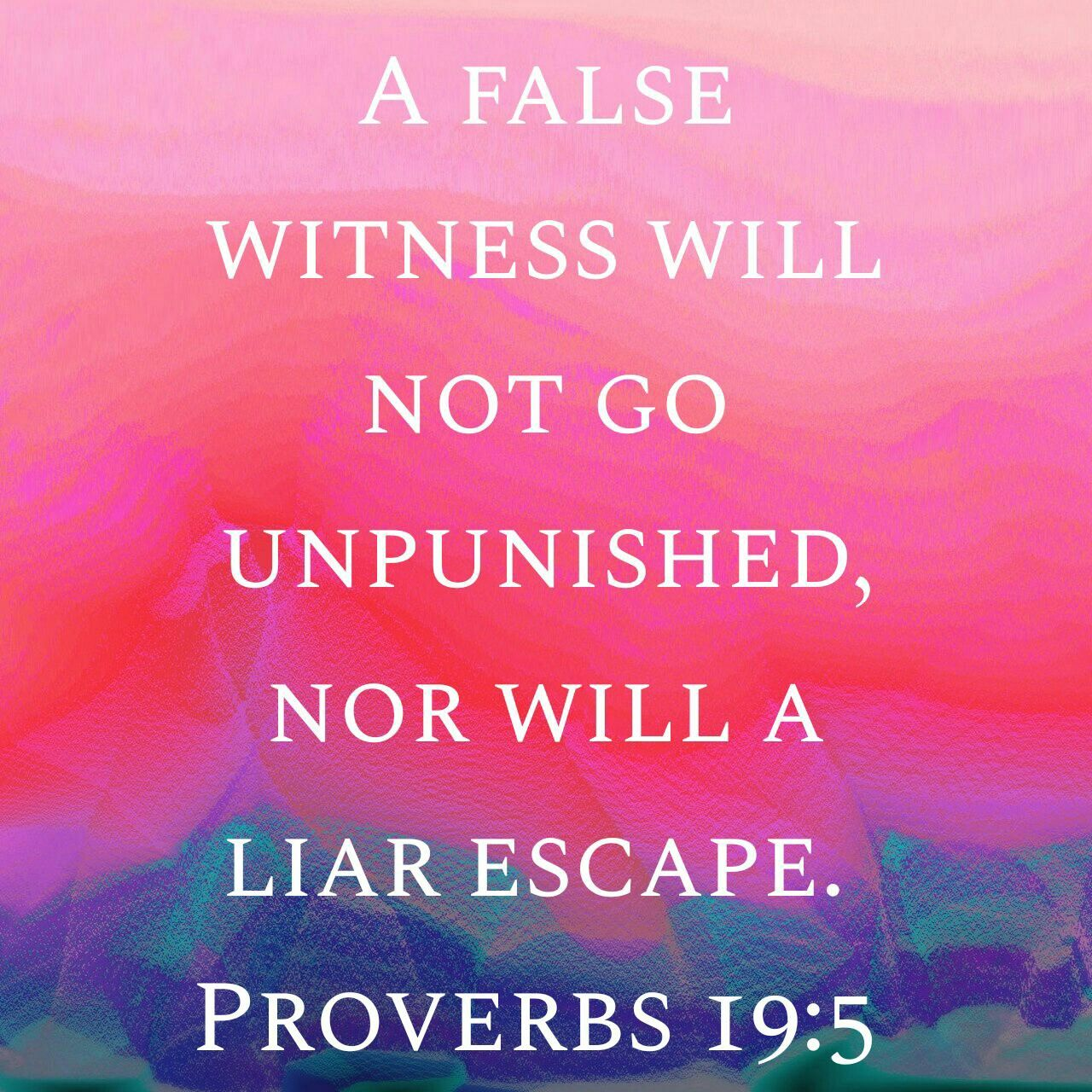 Pin On God Quotes Paraphrase Prov 19 14