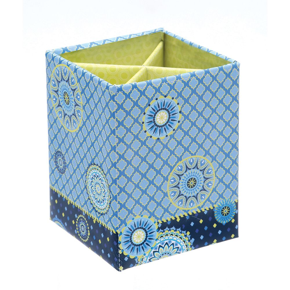 office paper holders. Blue Harmony Pen And Pencil Holder, Classroom Organization, Office Supplies Paper Holders R