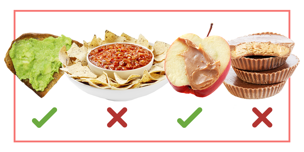 12 Healthy Snacks For Work AKA What To Eat Instead Of Chips