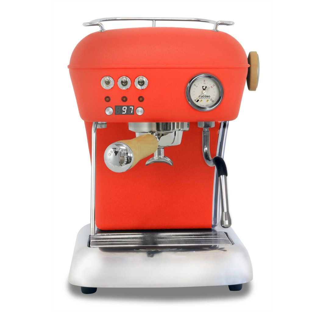 Ascaso Dream Up V3 Pid Espresso Machine 11 Colors Barista Central Espresso Machine Espresso Cappuccino Machine