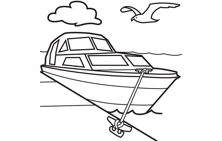 10 Best Boats And Ships Coloring Pages For Your Little Ones Coloring Pages Tractor Coloring Pages Free Coloring Pages