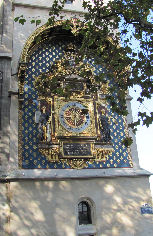 Saint-Chapelle, Paris - located in the first arrondissement on Ile de la Cité. Built in the 13th century by Louis IX. Fabulous stained glass windows.