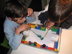 El sonido de la hierba al crecer: Circuitos de soplos divertidos