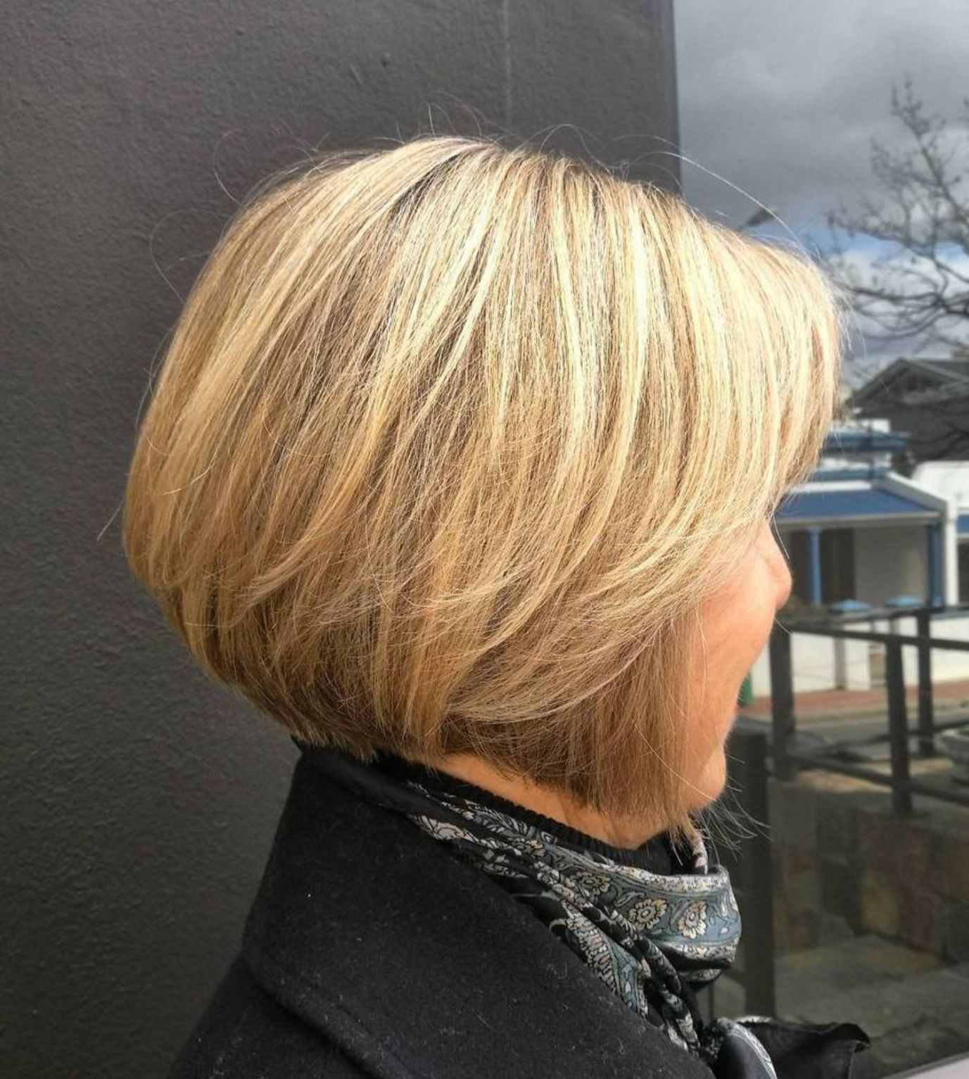 Wedding Hairstyles For Fat Faces: Pin On Bob Over 60