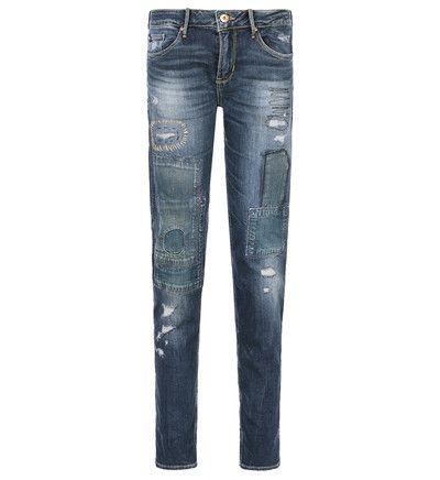 Jeans femme Galeries Lafayette, achat Jeans Le Temps Des Cerises Minos slim  fit pour Femme