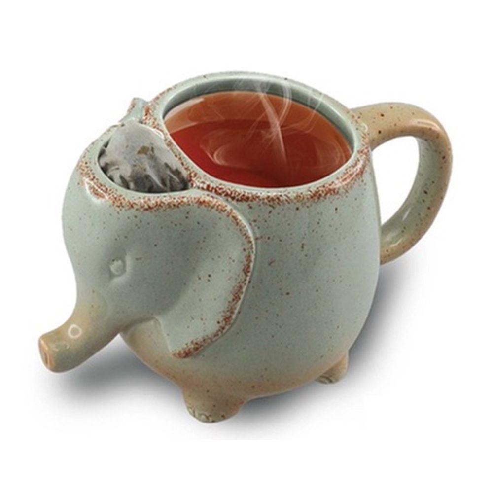 Elephant Tea Mug #teamugs