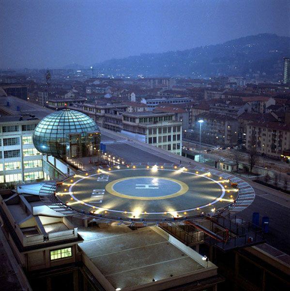 Renzo piano building workshop the pinacoteca giovanni e for Hotel design torino