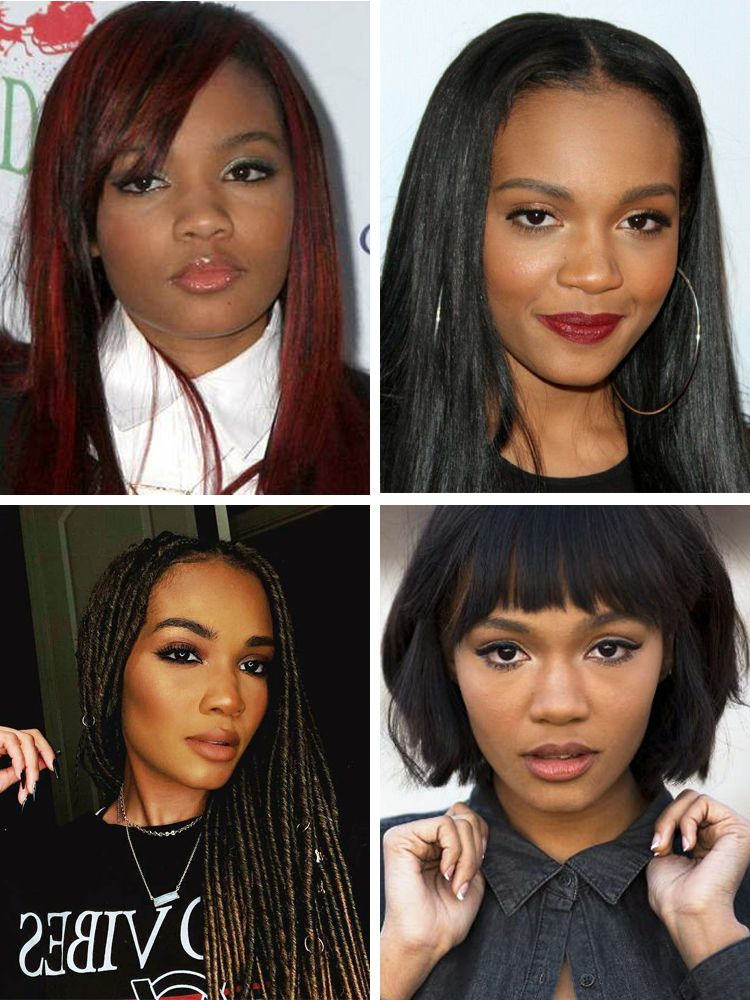 50 Hottest Black Celebrity Hairstyles You Can Copy New Natural Hairstyles Celebrity Hairstyles Hair Styles American Hairstyles