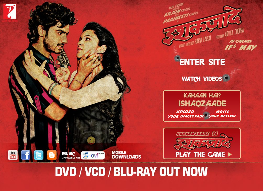 Ishaqzaade It Movie Cast Hindi Film Arjun Kapoor