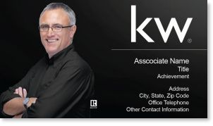 Keller Williams Real Estate Business Card Ideas