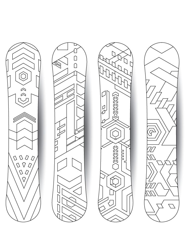 Snowboarding Basics Sport Hiver Planche A Neige Winter Sports
