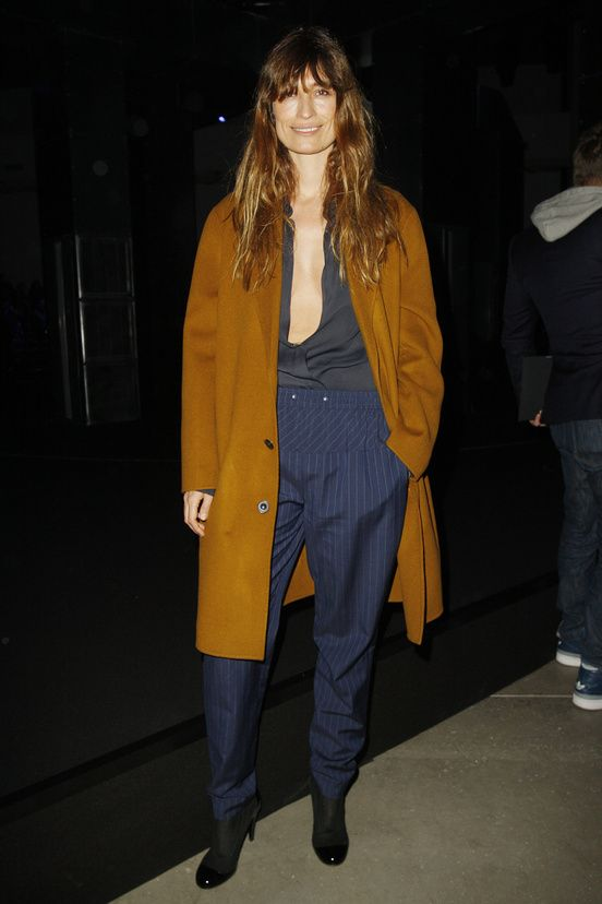 Mix de cores - desconsidere o decote :) #CarolinedeMaigret