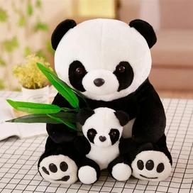 Peluche Panda Petite Petit Panda Panda Ours En Peluche