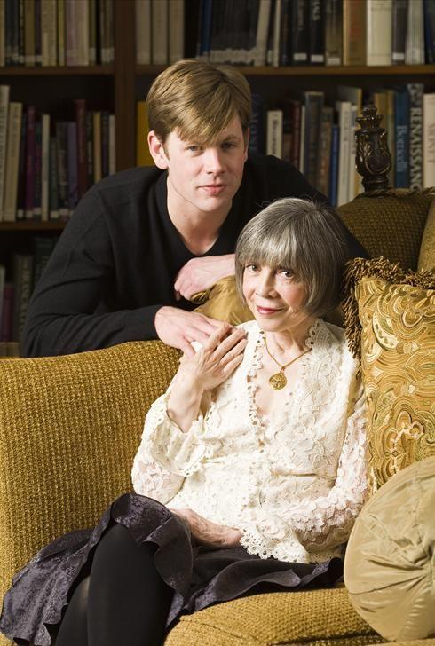 Foto de Anne Rice  seu(sua) Filho  Christopher Rice