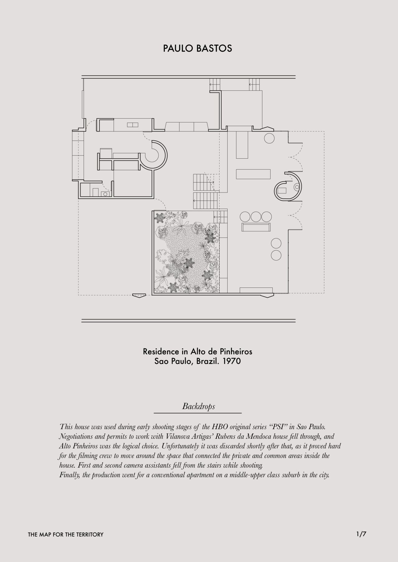 DESEOPOLIS #architektonischepräsentation