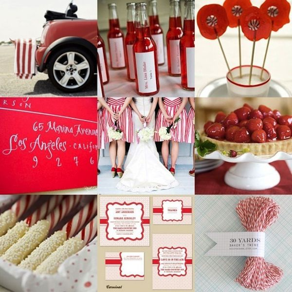 Wedding Wednesday Valentine S Day Wedding Ideas Wedding