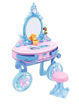 Woolworths becomes for the princess pinterest dressing tables disney princess cinderellas dressing table woolworths watchthetrailerfo