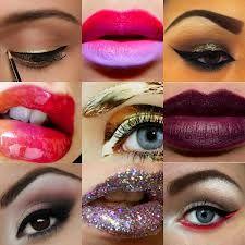 Maquillaje fin de año