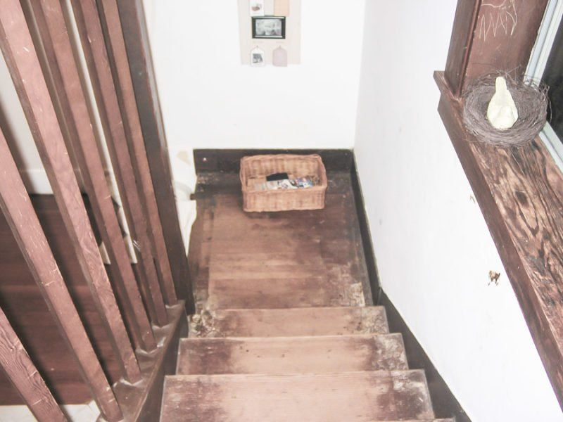 Best How To Refinish Old Wood Stairs Wood Stairs Stairs 400 x 300