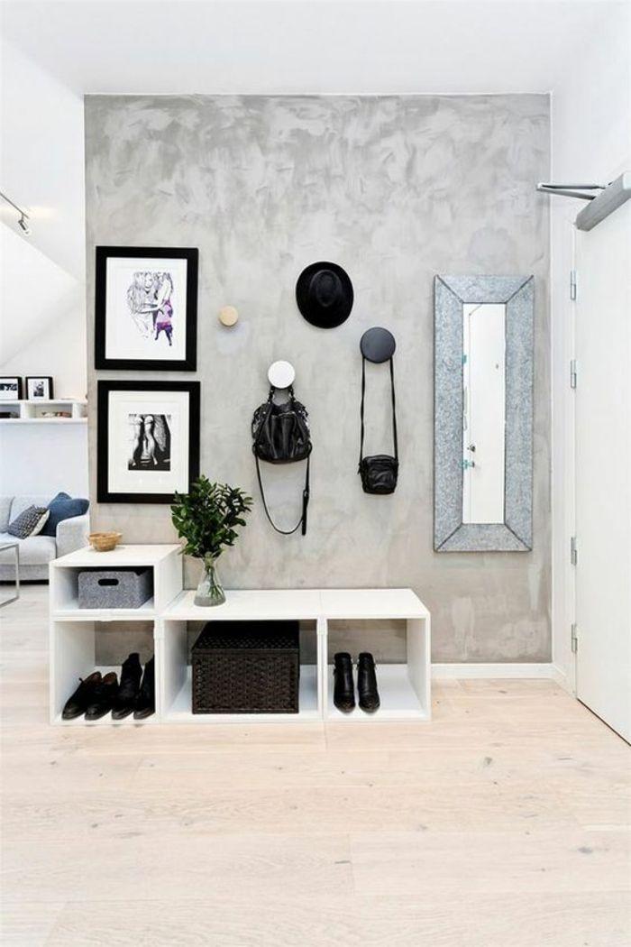 Lovely Banc Pour Hall D Entree #8: 1001+ Idées Pour Un Hall Du0027entrée Maison + Les éléments à Grand Effet