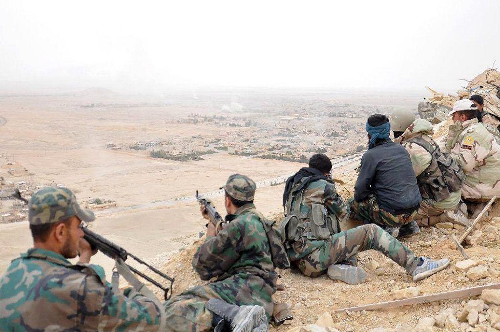Damaskus dan Moskow Geram, Koalisi AS Serang Pasukan